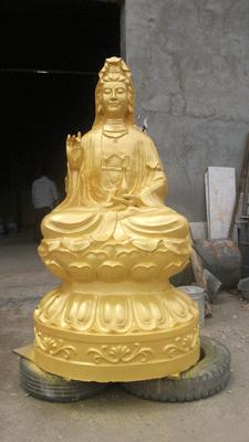 观音菩萨雕像