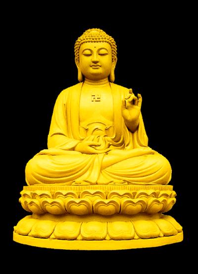 湖南地藏王雕像佛像