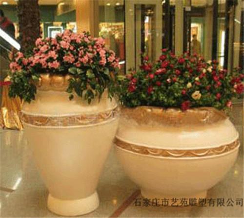 玻璃景观花盆