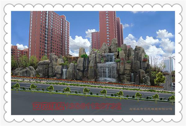 园林景观雕塑塑石假山工程