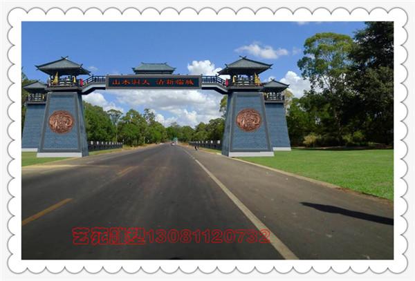 广州园林景观工程